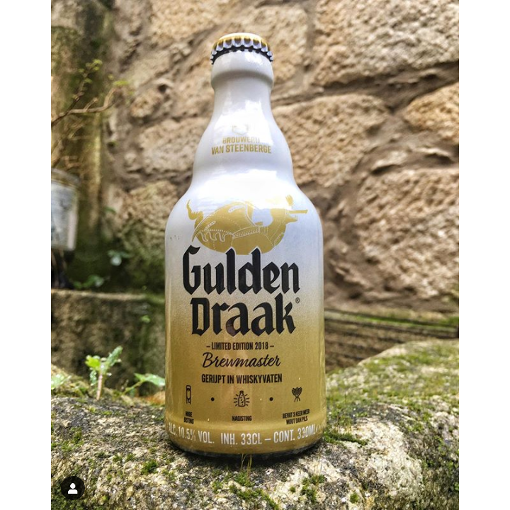 Gulden Draak Brewmaster (Belgian Strong Golden Ale) - Armazém da Cerveja