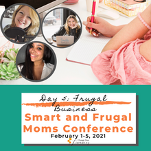 Load image into Gallery viewer, Smart and Frugal Moms Conference VIP Experience