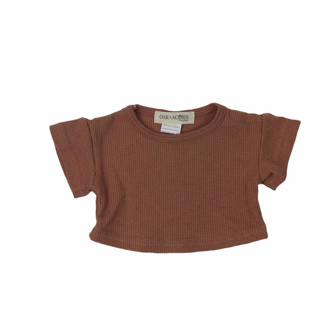 Crop-shirt-top-pink-sleeves-boy-girl-newborn-unisex-baby-ribbed
