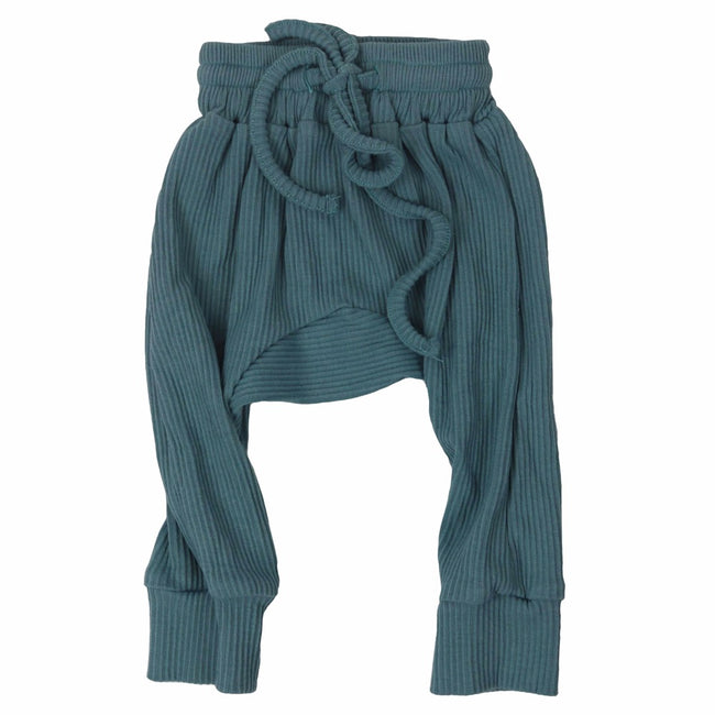 Blue-trackpants-pants-cosy-boy-girl-newborn-unisex-baby-drawstring-waist-band-ribbed-drop-crotch