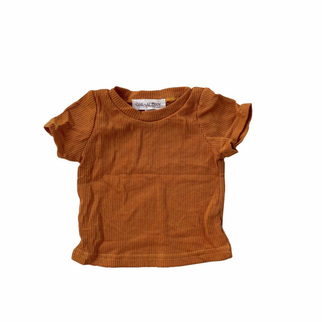 shirt-top-orange-sleeves-boy-girl-newborn-unisex-baby-ribbed