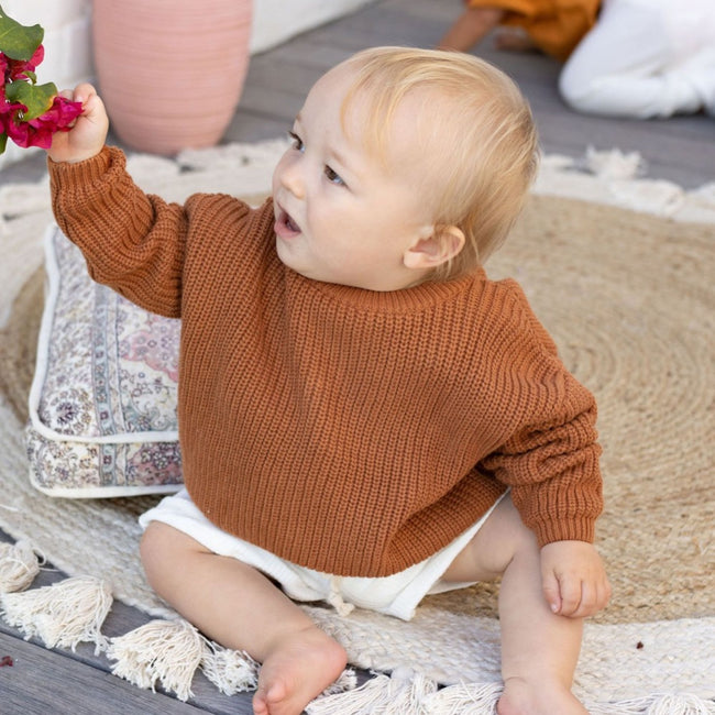 knit-jumper-orange-soft-winter-sleeves-boy-girl-unisex-baby-warm-wool-pullover-jumper-elastic