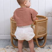 white-shorts-boy-girl-newborn-unisex-baby-pants-drawstring-waist-band