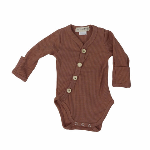 onesie-pink-long-sleeves-boy-girl-newborn-unisex-baby-bodysuits-snap-button-crotch-mitten-bamboo-button