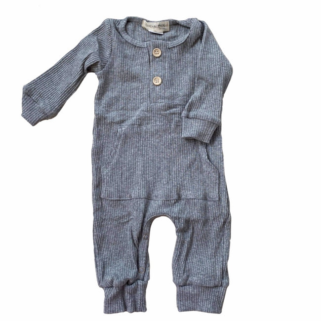 long-sleeve-onesie-romper-grey-sleeves-boy-girl-newborn-unisex-baby-bodysuits-snap-button-crotch