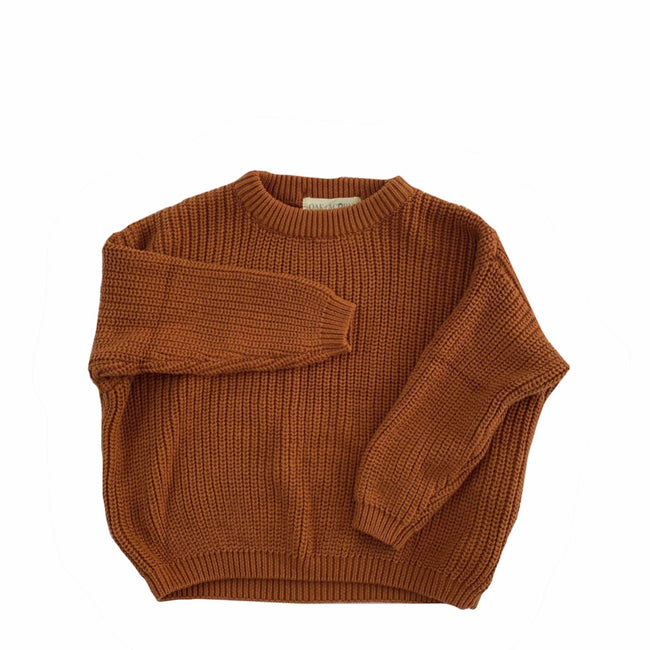 Huhu Knit Jumper