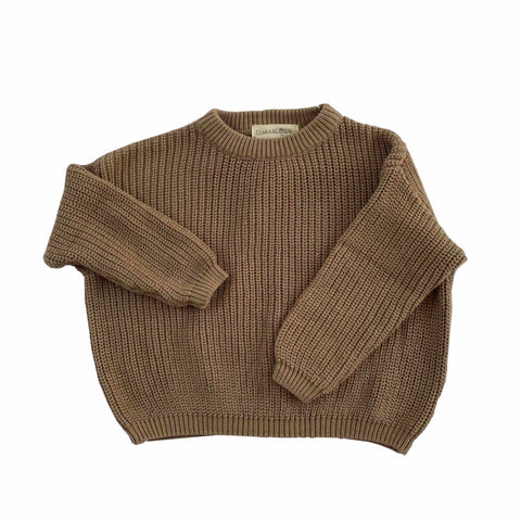 knit-jumper-green-olive-soft-winter-sleeves-boy-girl-unisex-baby-warm-wool-pullover-jumper-elastic