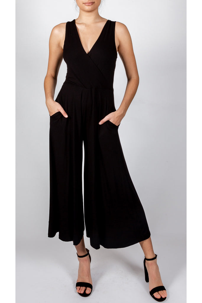 Vogue Black Jumpsuit