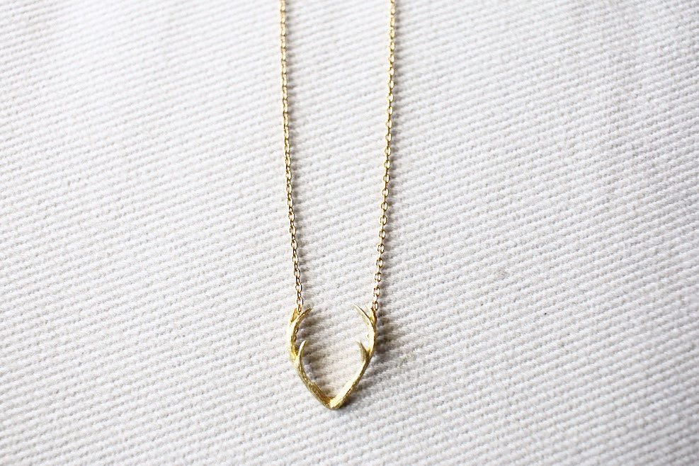 Cabin Fever Dainty Necklace