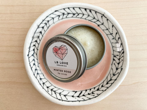 Organic Orange Cream Lip Balm
