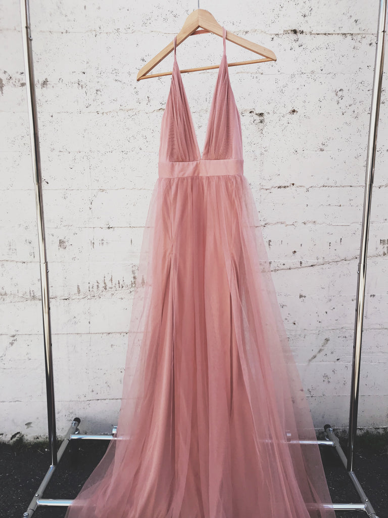 Enchantress Gown in Blush