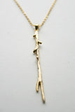 Dainty Twig Necklace