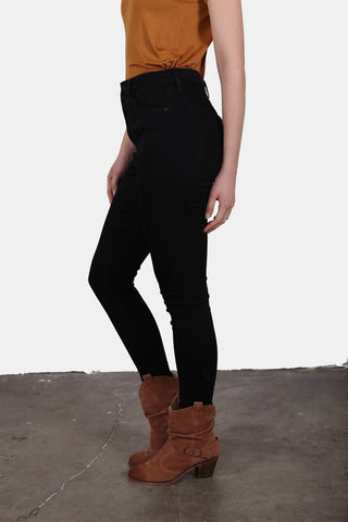 Lets Go! Wrap Romper (black)