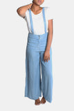 Mellow Grooves Denim Overall Jumper