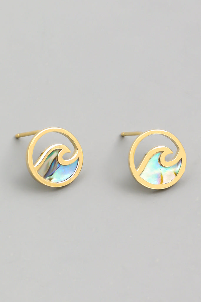 Seaside Stud Earrings