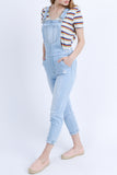 Overall Awesome Light Denim Overalls