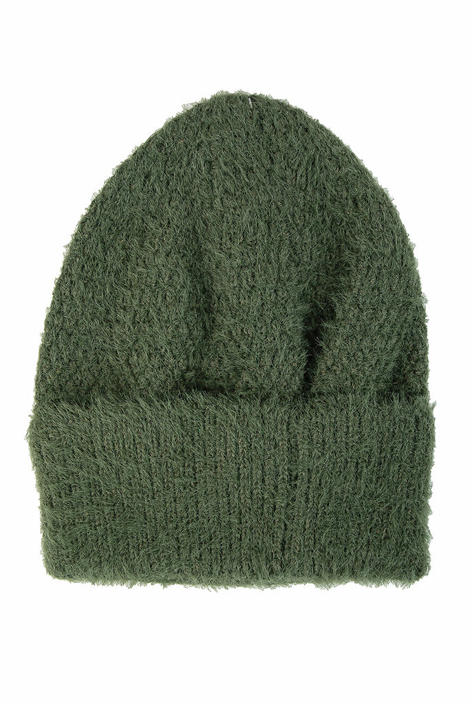 Tuesday Morning Ultra Soft Beanie In Black, Olive, Cream