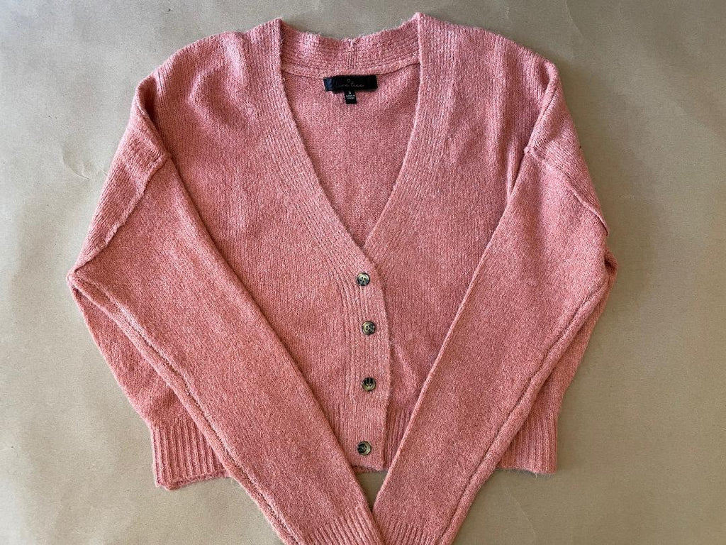 Truly Cardigan Available In 5 Colors!