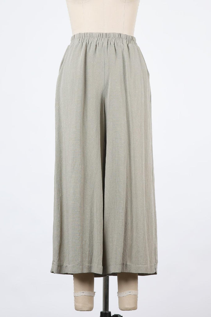 Beachfront Pant Avail In 3 Colors (Steel Blue, Natural Olive, Black)