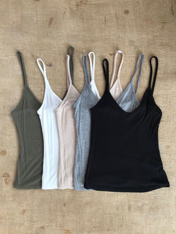 The Most Perfect Striped Tank Ever Made! 3 Colors