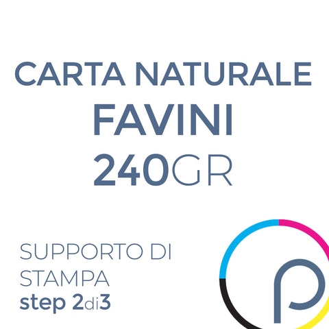 Carta Naturale 240g - Plotino