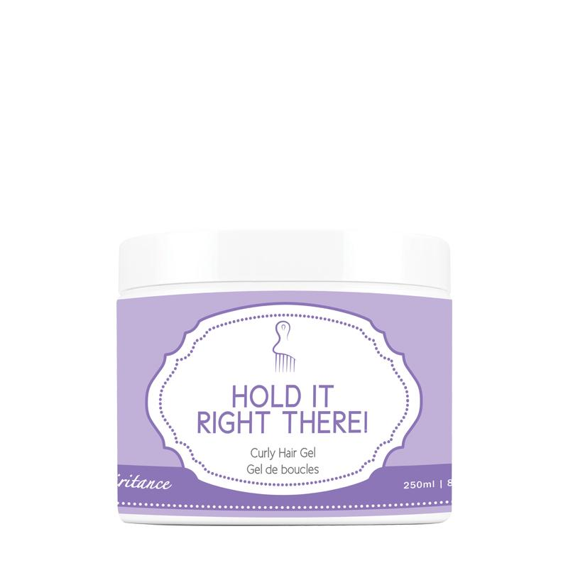 Gel pour boucles - Hold It Right There - Inhairitance CurlCare