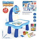 Children Magnetic Plastic Drawing Board