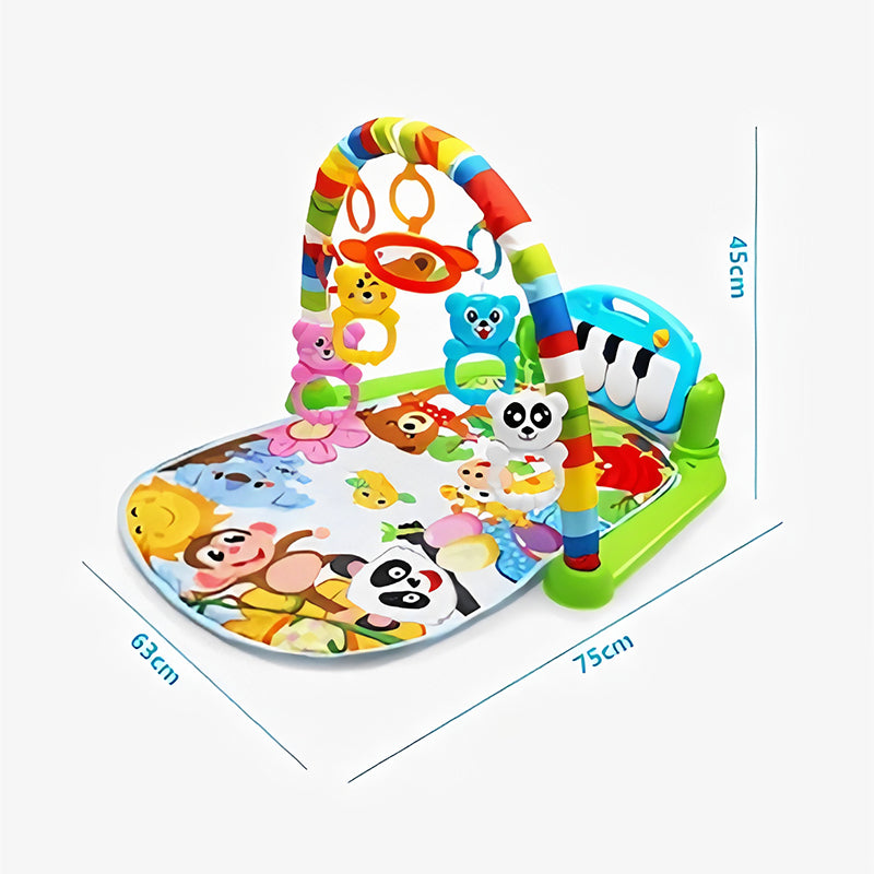 Baby Play Mat---Music Fitness Carpet