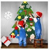 Best Gift For Children-DIY felt christmas tree