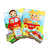 Interactive Learning Baby Quiet Book