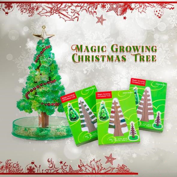 Christmas Special Sale - Magic Growing Christmas Tree