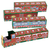 2020 New Gift Ideas(Surprise Calendar)-Christmas 24 Days Countdown Train