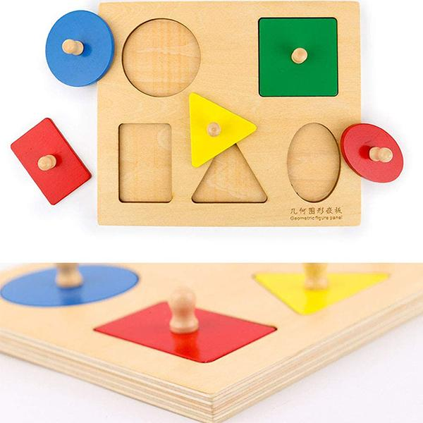 Preschool Toddler Montessori Sensorial Toy
