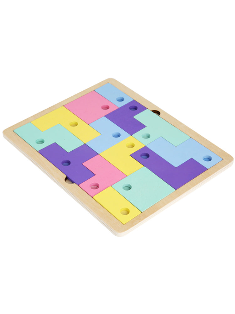 Memory Logic Thinking Puzzle Wooden Toys