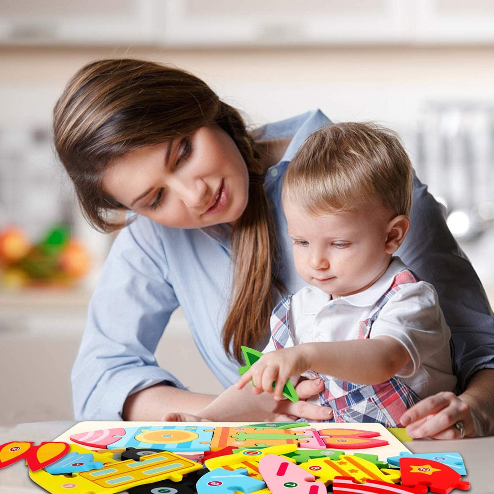 Toddler Puzzles Toy