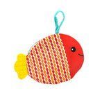 3D Fish Early Education Cloth Book