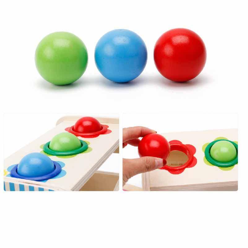 Montessori Wooden Musical Pounding Toy
