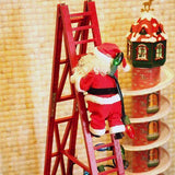 😍Today 50% Off😍 Climbing Santa Claus