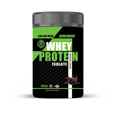LEAN AND MEAN Whey Protein Isolate