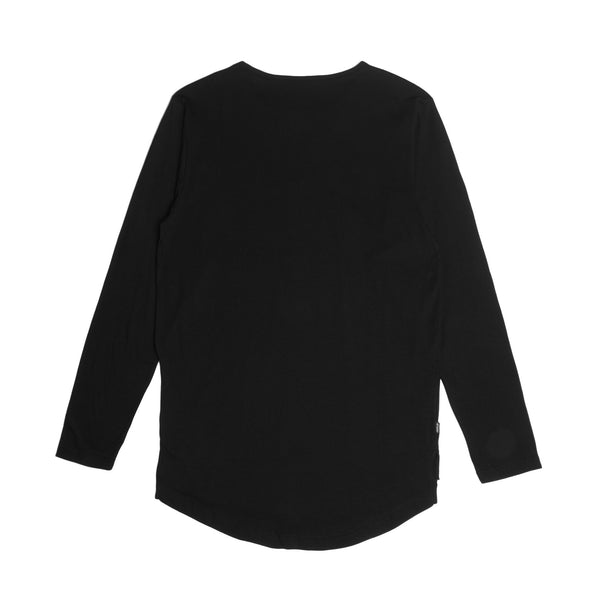 06 - Official L/S Tee - Black