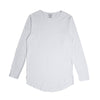 06 - Official L/S Tee - White