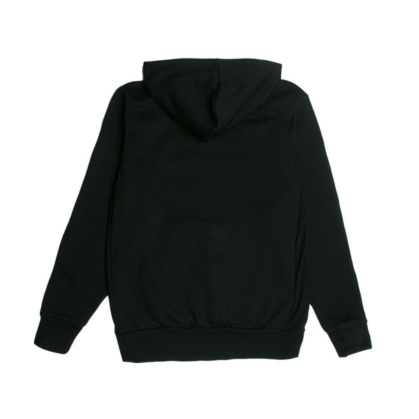 10 - Official Zip Hoodie - Black