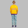Los Angeles Lakers French Terry Crewneck Sweatshirt