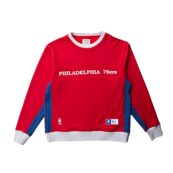 Philadelphia 76ers French Terry Crewneck Sweatshirt