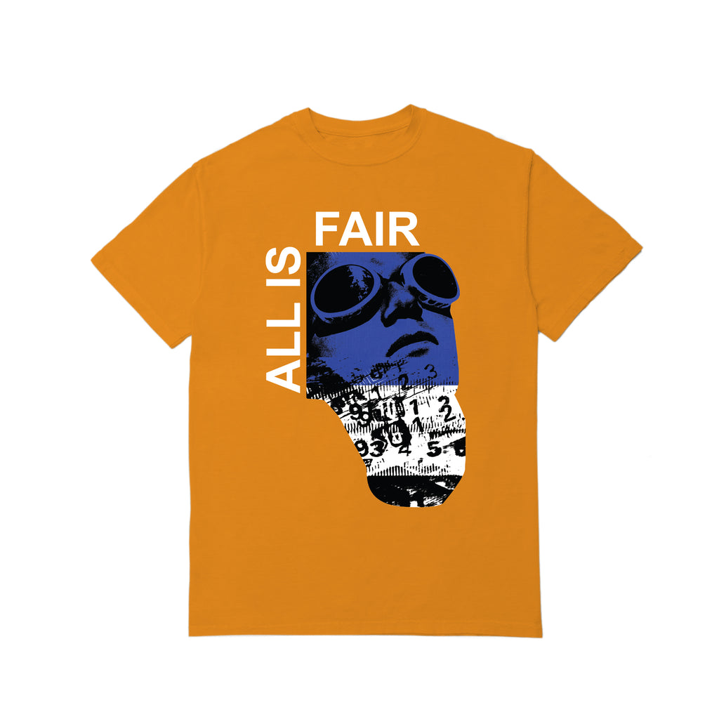 All Is Fair - Orange