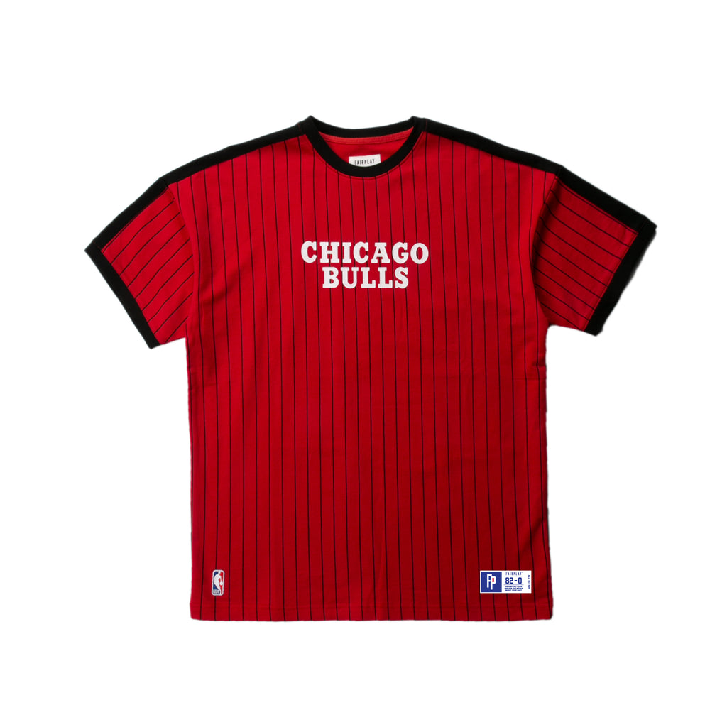Chicago Bulls Terry Knit S/S Shirt | PREORDER