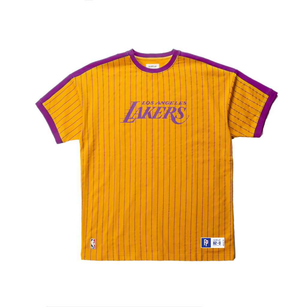 Los Angeles Lakers Terry S/S Knit