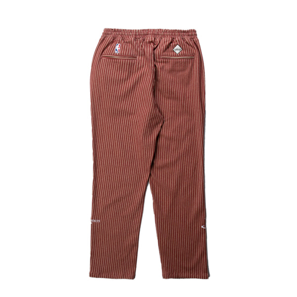 Houston Rockets Pinstripe Cotton Pant | PREORDER