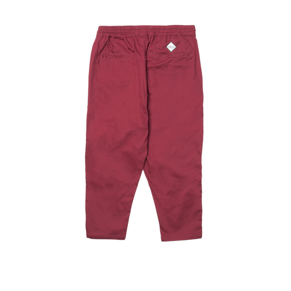 Runner Ankle - Burgundy