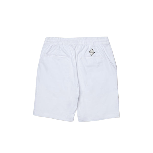 Runner Short - White